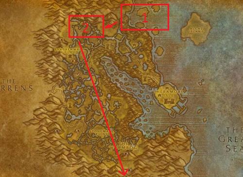 Screenshot for [A][Quest]  WoD/Legion 35-60 one click grind