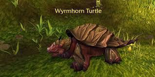 Screenshot for Wyrmhorn Turtle - MoP Leather / Meat Farm Spot