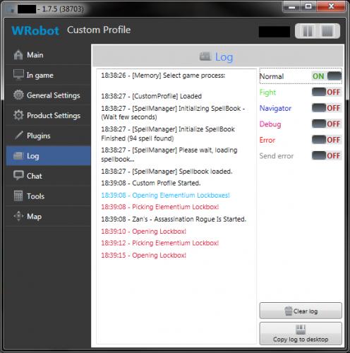 Screenshot for Open Lockboxes (Rogue)