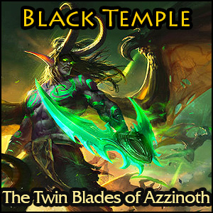 Black Temple: 1-click