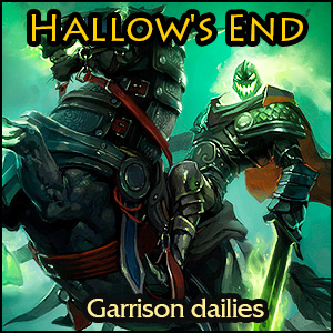 Hallow's End - Harrison dailies