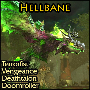 Hellbane - Tanaan Jungle bosses farm