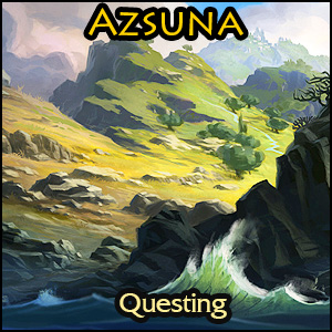 Azsuna - all quests