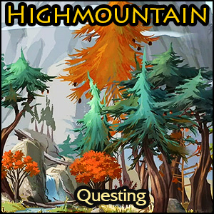 Highmountain - all quests