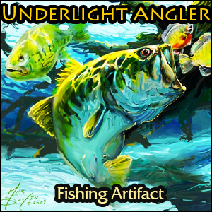 Underlight Angler - Fishing Artifact